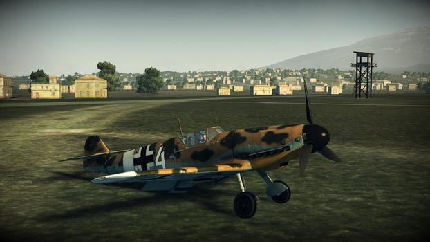 Wings of Prey Wings of Luftwaffe DLC on PC screenshot #2