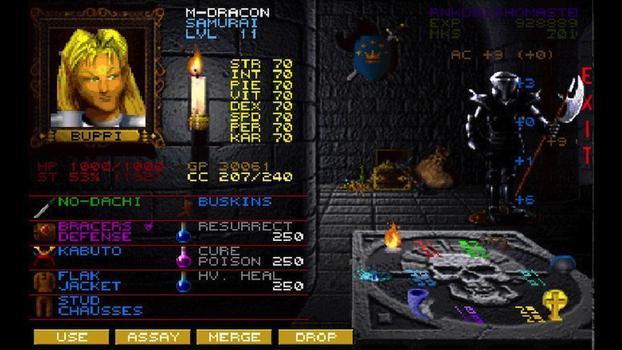 Wizardry 6 & Wizardry 7 on PC screenshot #6