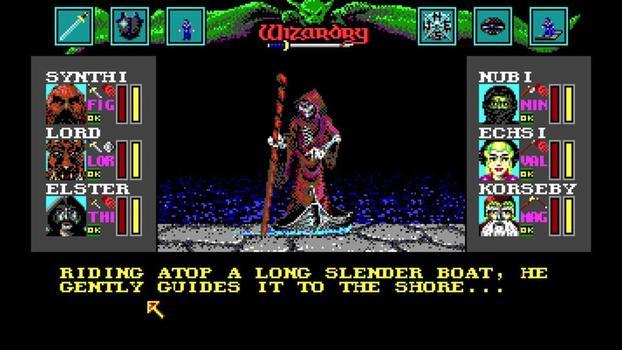 Wizardry 6 & Wizardry 7 on PC screenshot #1