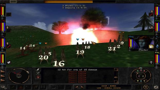 Wizardry 8 on PC screenshot #6