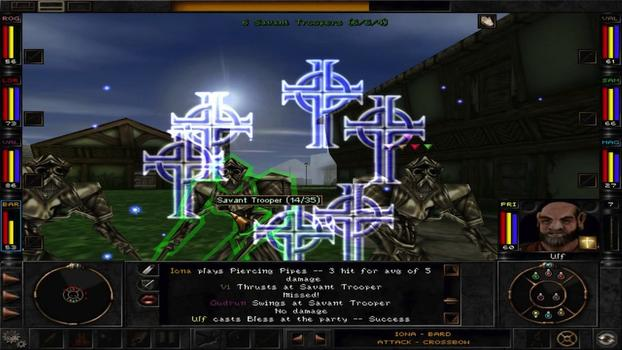 Wizardry 8 on PC screenshot #5