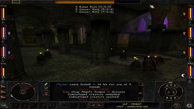 Wizardry 8 on PC screenshot #4