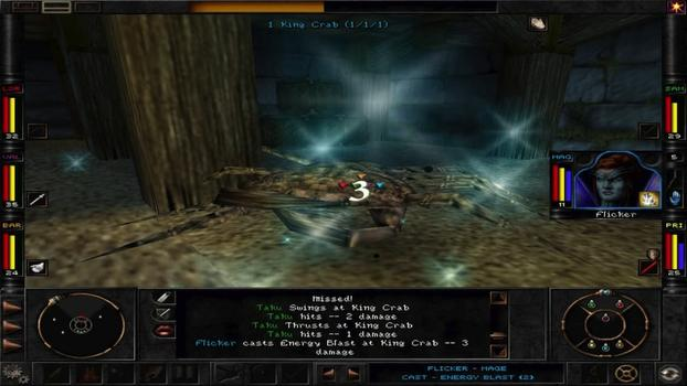 Wizardry 8 on PC screenshot #2