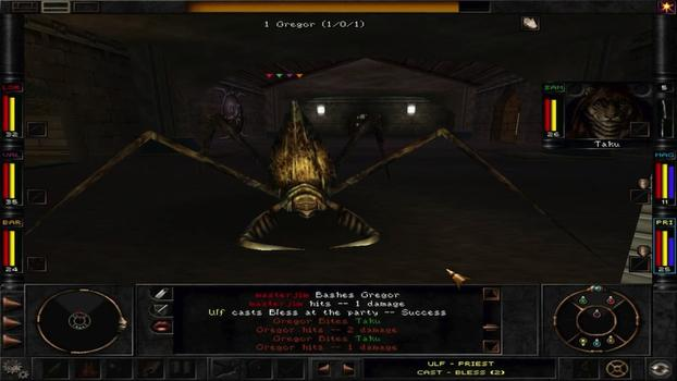 Wizardry 8 on PC screenshot #1