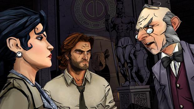 The Wolf Among Us on PC screenshot #11