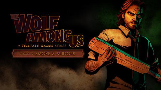 The Wolf Among Us on PC screenshot #2