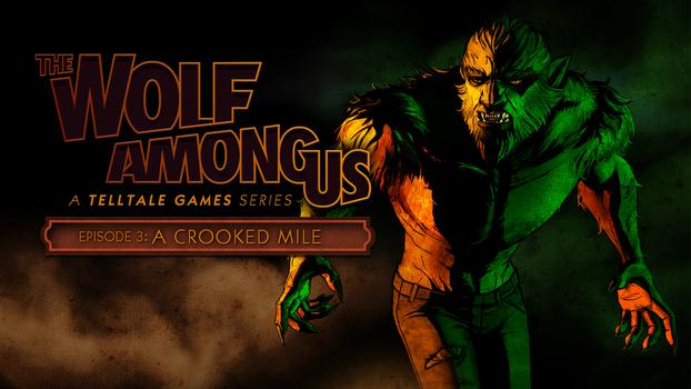 The Wolf Among Us on PC screenshot #1