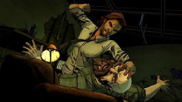 The Wolf Among Us on PC screenshot #7