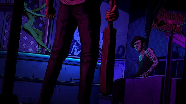 The Wolf Among Us on PC screenshot #6