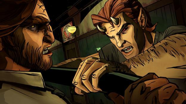 The Wolf Among Us on PC screenshot #4