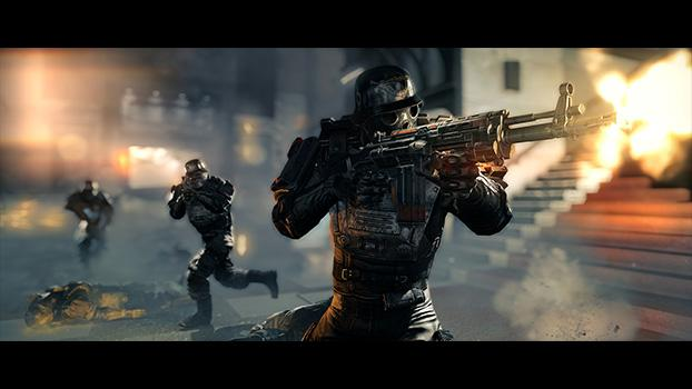 Wolfenstein: The New Order on PC screenshot #5