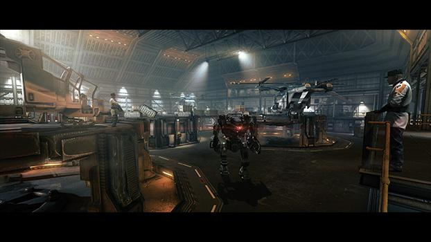 Wolfenstein: The New Order on PC screenshot #4