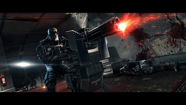 Wolfenstein: The New Order on PC screenshot #2
