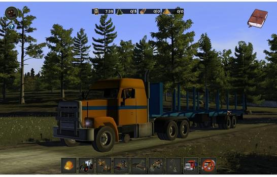 Woodcutter Simulator 2012 on PC screenshot #3