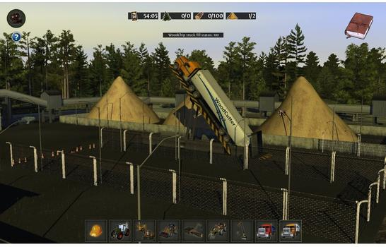 Woodcutter Simulator 2012 on PC screenshot #2