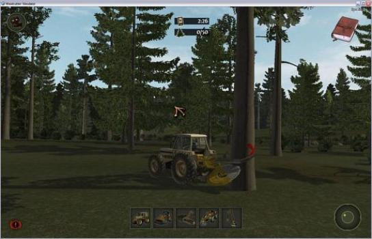 Woodcutter Simulator 2012 on PC screenshot #1