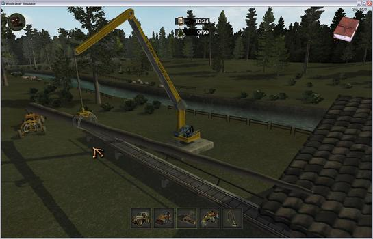 Woodcutter Simulator on PC screenshot #5