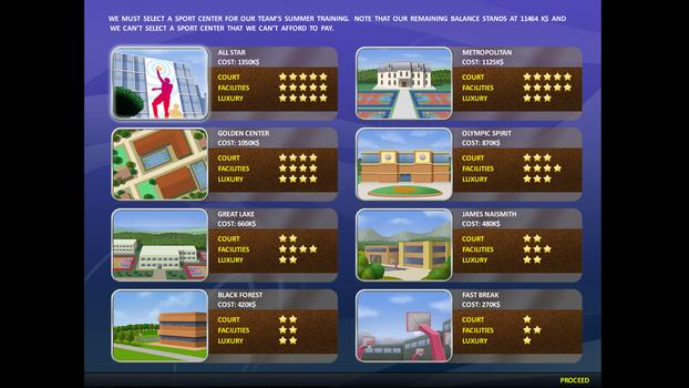 World Basketball Manager Tycoon on PC screenshot #4