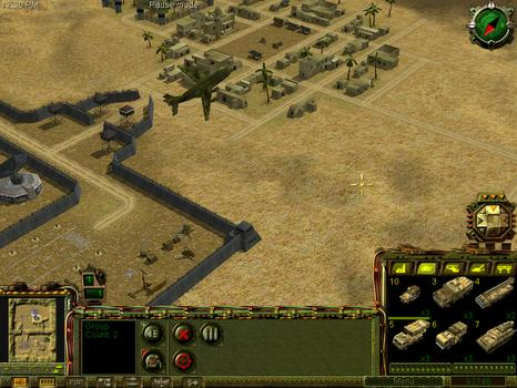 World War III: Black Gold on PC screenshot #5