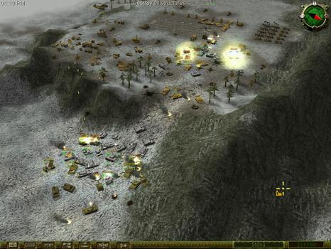 World War III: Black Gold on PC screenshot #3