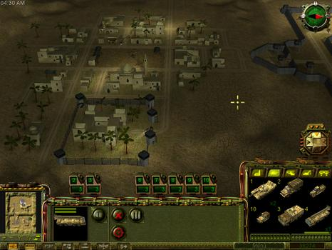 World War III: Black Gold on PC screenshot #2