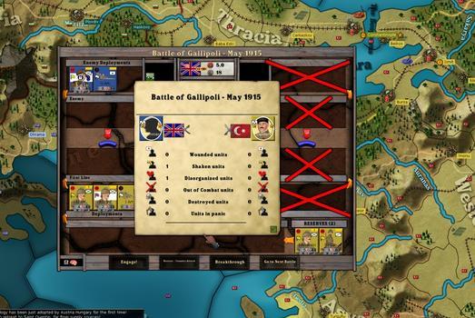 World War One: Centennial Edition on PC screenshot #2