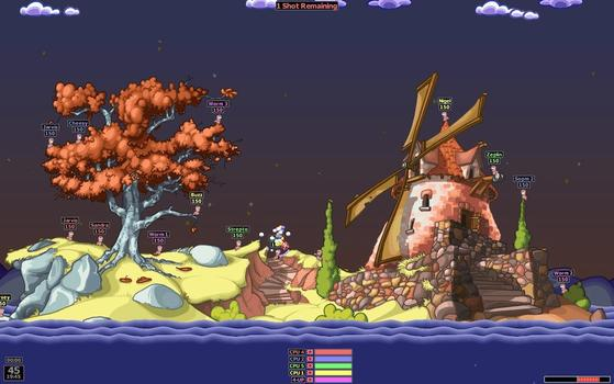Worms Armageddon on PC screenshot #3