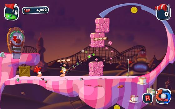 Worms: Collection on PC screenshot #4