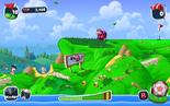 Worms Crazy Golf on PC screenshot thumbnail #1