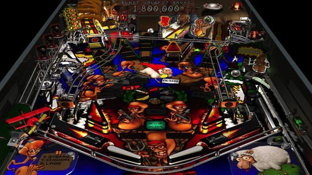 Worms Pinball on PC screenshot #5