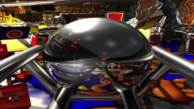 Worms Pinball on PC screenshot #2