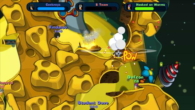 Worms Reloaded: Game of the Year Edition on PC screenshot #7