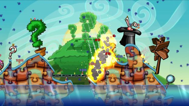 Worms Reloaded: Game of the Year Edition on PC screenshot #6