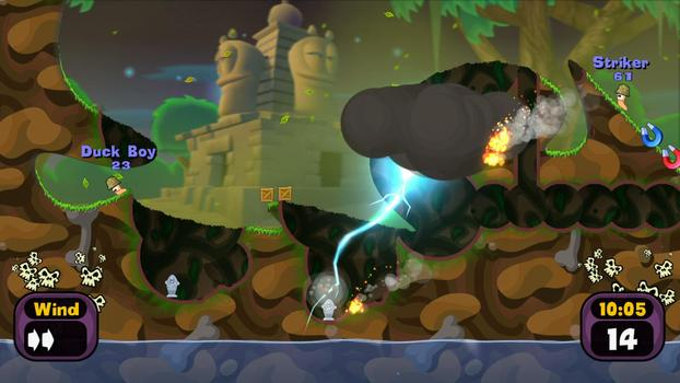 Worms Reloaded: Game of the Year Edition on PC screenshot #5