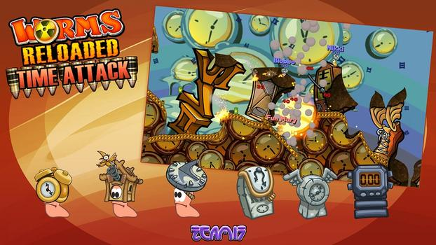 Worms Reloaded: Game of the Year Edition on PC screenshot #4