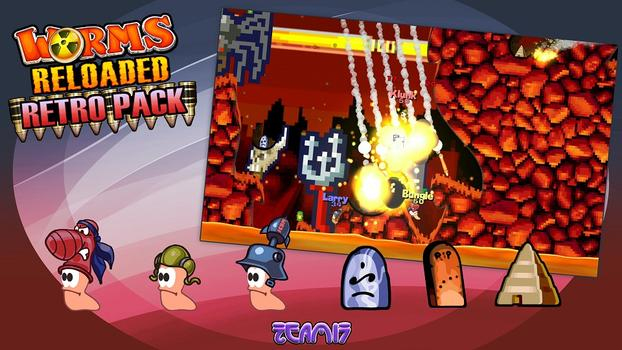 Worms Reloaded: Game of the Year Edition on PC screenshot #3