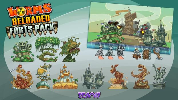 Worms Reloaded: Game of the Year Edition on PC screenshot #1