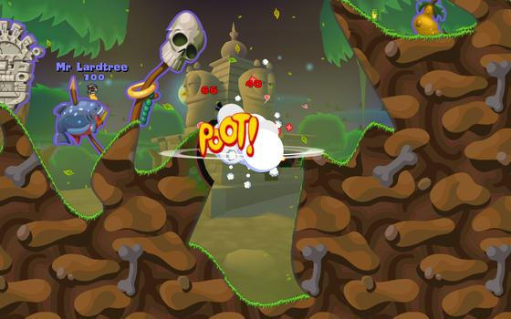 Worms Reloaded on PC screenshot #4