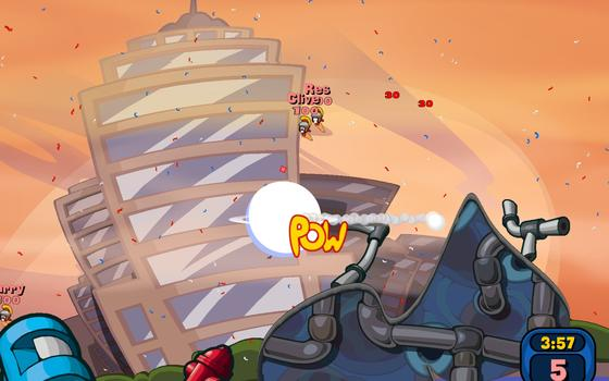 Worms Reloaded on PC screenshot #6