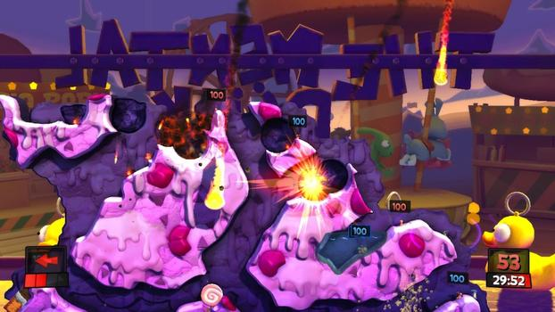 Worms Revolution: Season Pass on PC screenshot #3