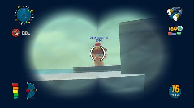 Worms Ultimate Mayhem on PC screenshot #4
