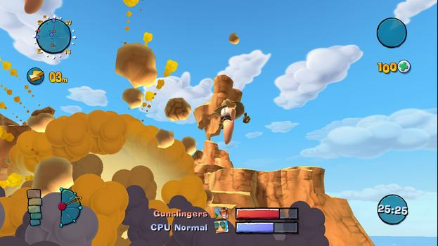 Worms Ultimate Mayhem on PC screenshot #5
