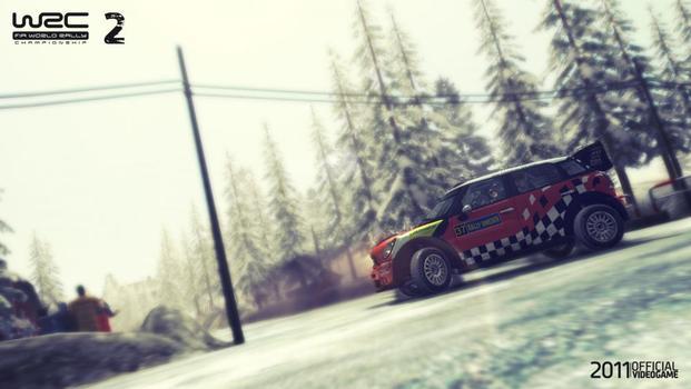 WRC 2 on PC screenshot #5