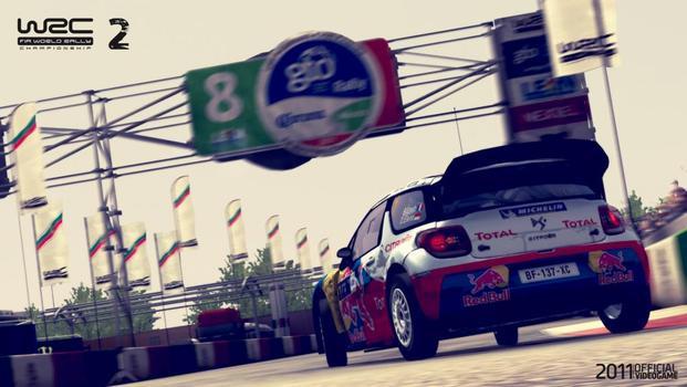 WRC 2 on PC screenshot #4