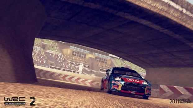 WRC 2 on PC screenshot #3