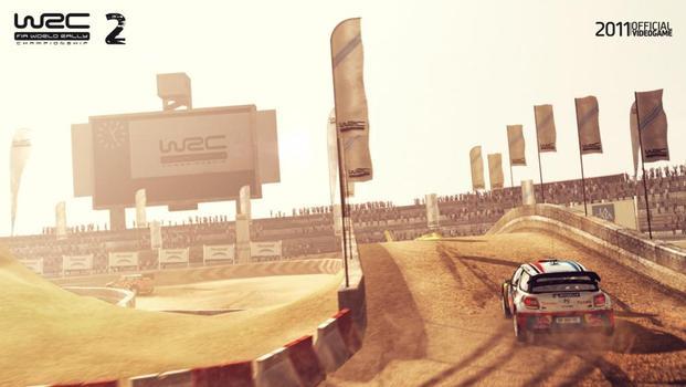 WRC 2 on PC screenshot #2