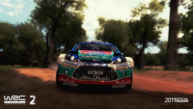 WRC 2 on PC screenshot #1