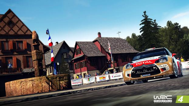 WRC 4 on PC screenshot #5