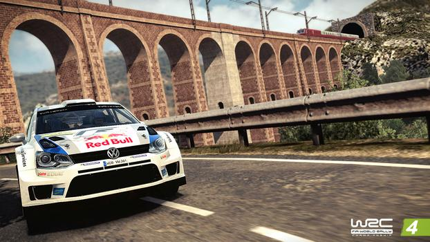 WRC 4 on PC screenshot #4