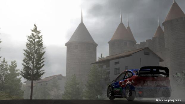 WRC FIA World Rally Championship on PC screenshot #2